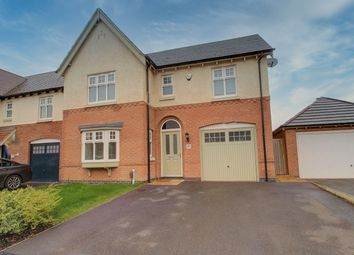 4 bed detached house for sale in Weft Way, Nuneaton CV11