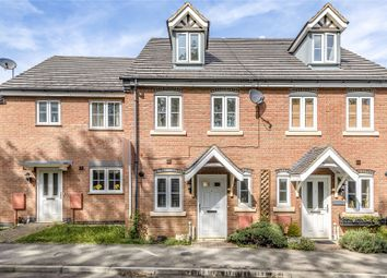 Thumbnail 3 bed terraced house for sale in Woodbrook, Grantham