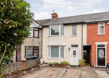 Thumbnail 3 bed terraced house for sale in Tudor Road, Hinckley, Leicestershire