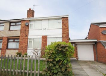 Thumbnail 2 bed semi-detached house for sale in Grangemeadow Road, Gateacre, Liverpool