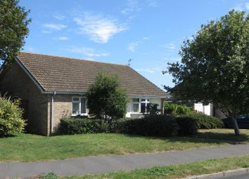 Thumbnail 4 bedroom detached bungalow for sale in North Way, Seaford