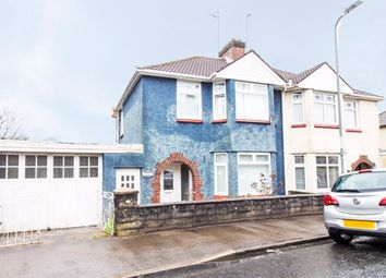 3 bed semi-detached house for sale in Queens Hill Crescent, Newport NP20