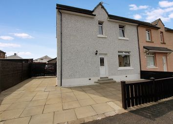 Thumbnail 2 bed semi-detached house for sale in Burns Crescent, Greenrigg