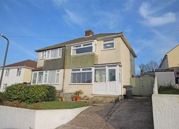 Thumbnail 3 bed semi-detached house for sale in Wishings Road, St Mary's, Brixham