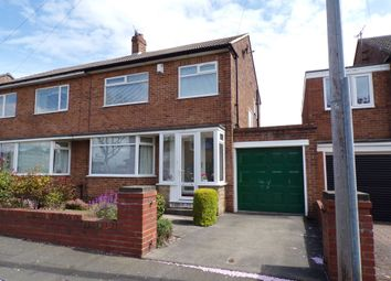 Thumbnail 3 bed semi-detached house for sale in Billy Mill Lane, North Shields