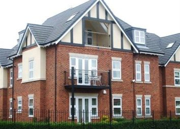 Thumbnail 2 bed flat to rent in Hazel Road, Cheadle Hulme, Cheadle