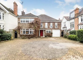Thumbnail 6 bed detached house for sale in St. Mary's Avenue, London
