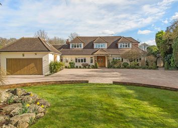 Thumbnail 5 bed detached house for sale in Danes Way, Oxshott, Leatherhead