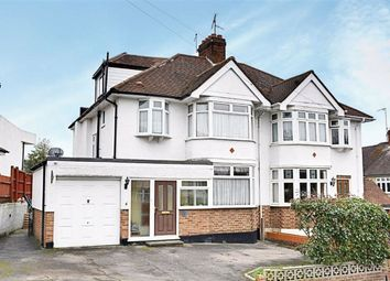 Thumbnail 4 bed semi-detached house for sale in Greenways, Hertford