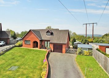 Thumbnail 3 bed detached house for sale in Goylands Close, Llandrindod Wells