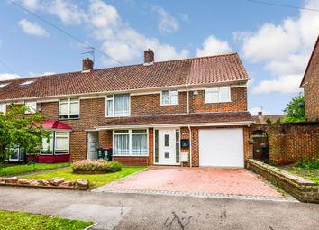 Thumbnail End terrace house for sale in Woodfield Road, Crawley