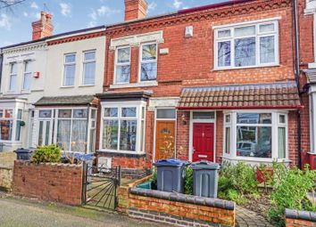 2 bed terraced house for sale in Midland Road, Birmingham B30