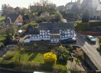 Thumbnail 3 bed detached house for sale in School Bank, Montgomery, Powys
