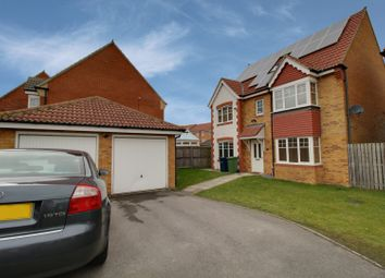 Thumbnail 6 bed detached house for sale in Ellesmere Close, Houghton Le Spring, Tyne And Wear