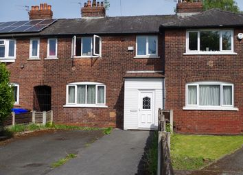 Thumbnail 3 bed terraced house for sale in Kinderton Avenue, Withington