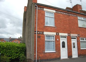 Thumbnail 2 bed end terrace house to rent in Stratford Street, Ilkeston, Derbyshire