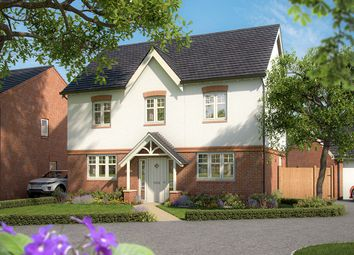 "4 bed detached house for sale in ""The Chestnut"" at Canon Ward Way, Haslington, Crewe CW1"