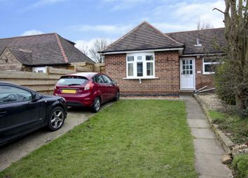 Thumbnail 2 bed semi-detached bungalow for sale in Stanley Drive, Bramcote, Nottingham