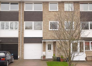 Thumbnail 4 bed town house for sale in St. Davids Close, West Wickham