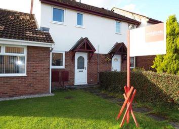 Thumbnail 2 bed terraced house for sale in Longbrook Avenue, Bamber Bridge, Preston, Lancashire