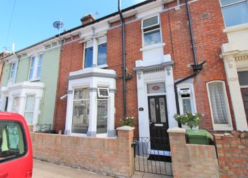 Thumbnail 3 bed terraced house for sale in Sheffield Road, Portsmouth