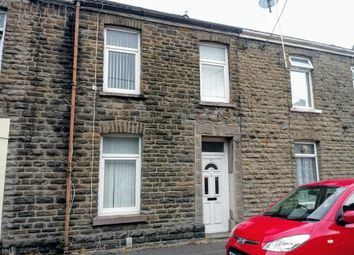 Thumbnail 3 bed terraced house to rent in Thomas Street, Briton Ferry, Neath