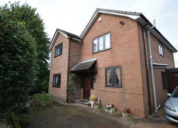 Thumbnail 4 bed detached house for sale in High Street, Stonebroom, Alfreton, Derbyshire