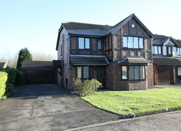 Thumbnail 4 bedroom detached house for sale in Glencourse Drive, Fulwood, Preston, Lancashire