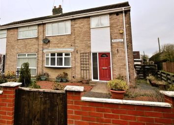Thumbnail 3 bed semi-detached house for sale in Court Leet, Hutton Henry, Hartlepool