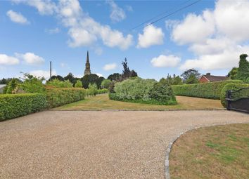4 bed detached house for sale in The Street, Mereworth, Maidstone, Kent ME18