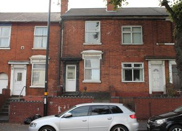 Thumbnail 2 bedroom terraced house for sale in Boulton Road, Handsworth, Birmingham