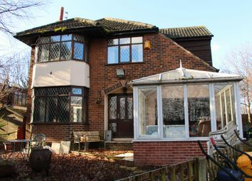 Thumbnail 4 bed detached house for sale in Wakefield Road, Ossett