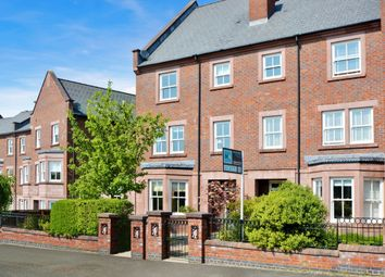 Thumbnail 5 bed town house for sale in Stansfield Drive, Grappenhall, Warrington