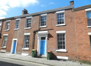Thumbnail 4 bedroom terraced house to rent in Regent Street, Preston