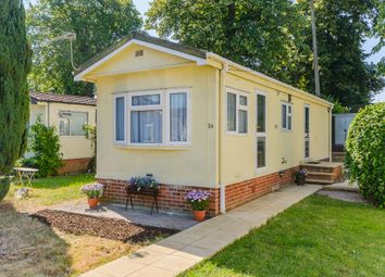 Thumbnail 1 bed mobile/park home for sale in Willows Riverside Park, Windsor