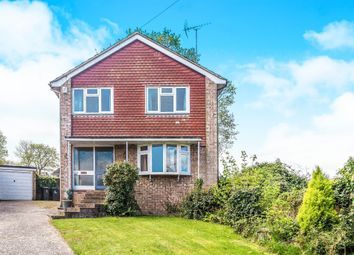 Thumbnail 3 bed detached house for sale in Copse Close, Waterlooville