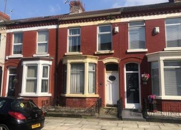 Thumbnail 3 bed terraced house for sale in Errol Street, Aigburth, Liverpool, Merseyside