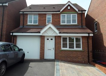 Thumbnail 3 bed detached house for sale in Cloisters Way, St. Georges, Telford