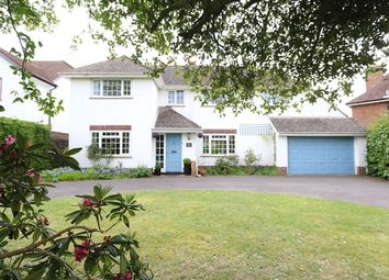 Thumbnail 4 bed detached house for sale in Brook Avenue North, New Milton, Hampshire