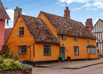 The Street, Kersey, Ipswich, Suffolk IP7. 4 bed detached house for sale