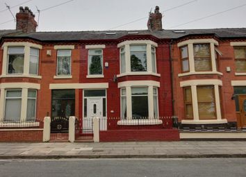 Thumbnail 4 bed terraced house to rent in Woolhope Road, Walton, Liverpool