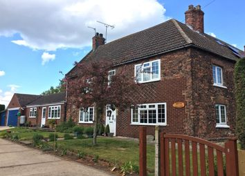 Thumbnail 3 bedroom semi-detached house for sale in Burton Road, Flixborough, Scunthorpe