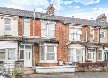 Thumbnail 3 bed terraced house for sale in St. Johns Road, Gillingham