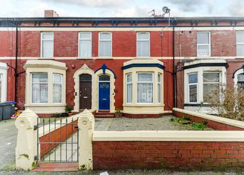 Thumbnail 5 bedroom terraced house for sale in Carshalton Road, Blackpool