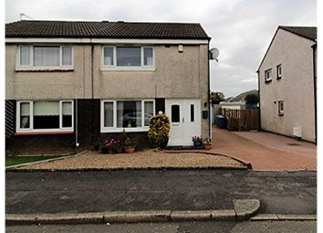 Thumbnail 2 bed semi-detached house for sale in Coll Gardens, Dreghorn