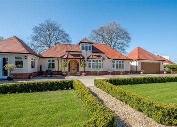 Thumbnail 4 bed detached bungalow for sale in Ryland Road, Welton, Lincoln