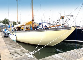 Thumbnail 2 bed houseboat for sale in Southdown Quay, Millbrook, Torpoint