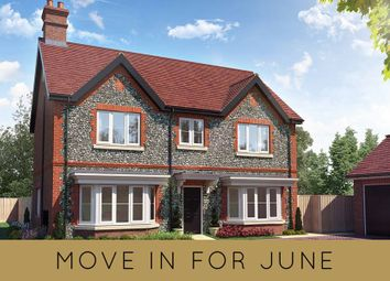 """Thumbnail 4 bed detached house for sale in """"Plot 3"""" at Lewes Road, Ringmer, Lewes"""