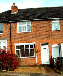 Thumbnail 2 bed terraced house to rent in Jean Drive, Leicester