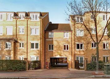 Thumbnail 1 bed property for sale in Hampton Lodge, 15 Cavendish Road, Sutton, Surrey